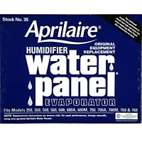 Aprilaire - 35 - Water Panel Evaporators