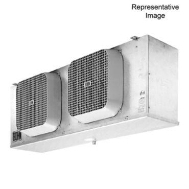 bmaba baker distributing heatcraft bohn bma710ba standard air defrost model walk in unit cooler psc motor 208 230 1 60