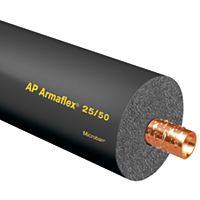 "Armacell - APT11812 - AP Armaflex Pipe Insulation 1-1/8"" x 1/2"" x 6'"