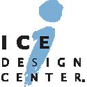 baker distributing ice design center logo