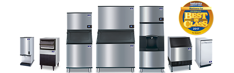 manitowoc ice machines best in class
