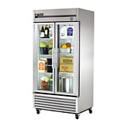 reach-in refrigerators and coolers