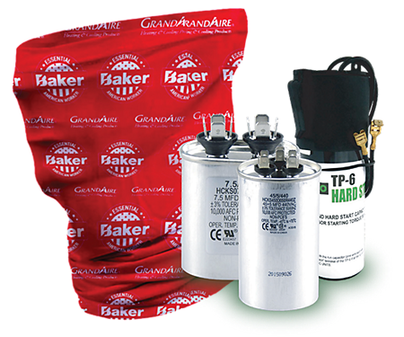 tradepro capacitor promotion