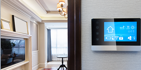 hvac industry segments smart and connected homes