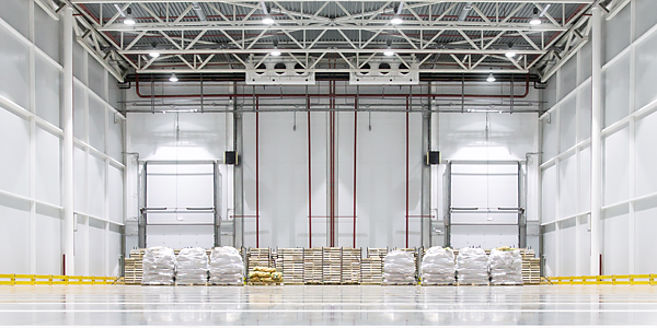 hvac industry segments warehouse refrigeration and cold storage