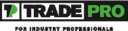 tradepro hvac parts and supplies logo