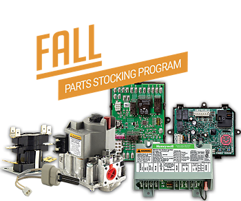 Fall Parts Stocking Program