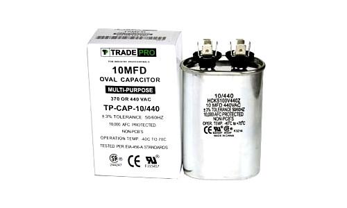 tradepro capacitor