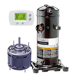 hvac and refrigeration parts and supplies available at baker distributing