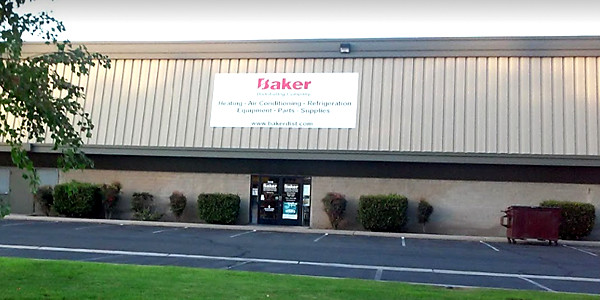 Baker Distribution Center Fresno California
