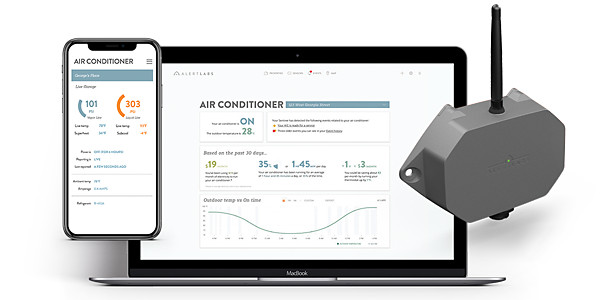 Power Your HVAC Service with Alert Labs