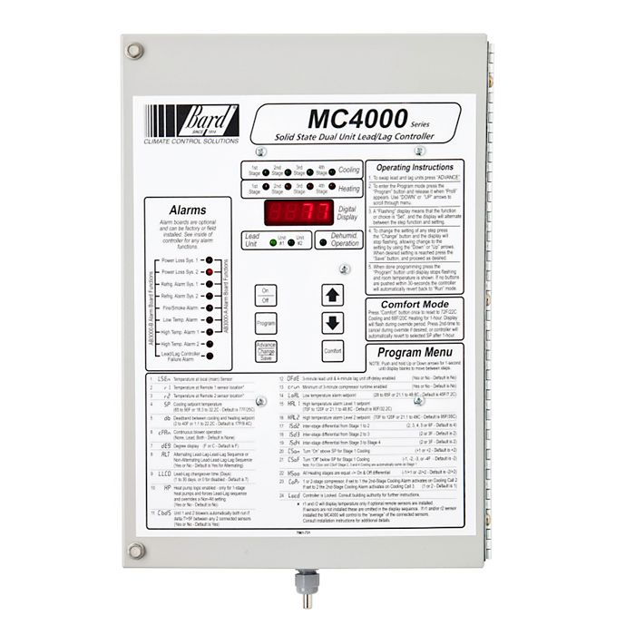 mc4001-b | baker distributing on air horn wiring diagram, air  conditioning vacuum pump