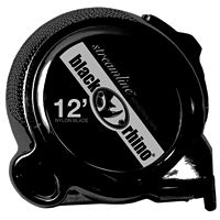 Signature Products Group - 97 - 12' Streamline Rhino Tape Measure