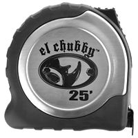 Signature Products Group - 139 - El-Chuby 25' Stainless Rhino Tape Measure