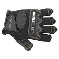 Signature Products Group - 525 - Quarter Back-Fingerless Glove-L
