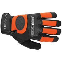 Signature Products Group - 538 - Rhino Duty-Orange Glove-S