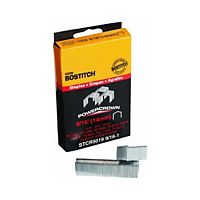 "Bostitch® - STCR50199/16-1M - Heavy Duty 7/16"" PowerCrown™ Staples STCR50199/16-1 STPL,5019, 7/16CN, 9/16 1000 ct"