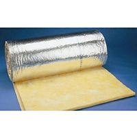 "CertainTeed - 703262 - Ductwrap .75# 2"" x 48"" x 75' FSK"