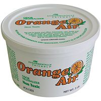 Nu-Calgon - 61023 - ClenAir Orange Air Odor Neutralizer 3lb Tub - CA1303