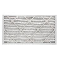 "Con-Air - WP80S.0107M17M - 7-3/4"" x 17-3/4"" x 1"" Premium MERV 8 Pleated Air Filter 6 Pack"