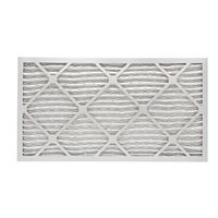 "Con-Air - WP80S.0112P54F - 12 7/8"" x 54-3/8"" x 1"" Premium MERV 8 Pleated Air Filter 6 Pack"