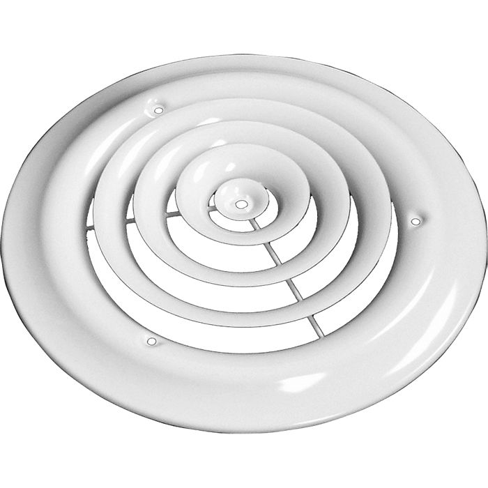 Continental Register 1606 6 Round Ceiling Diffuser