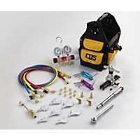 "Cps Products - TLB410A - Universal R410A Service Tool Kit 1/4"" and 5/16"""