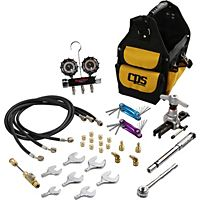 "Cps Products - TLB410AC - Universal R-410A Service Tool Kit 1/4"" and 5/16"""