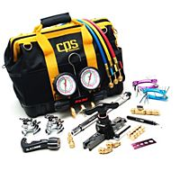 Cps Products - TLB410KIT - Deluxe Universal R-410A Service Tool Kit with BlackMAX tools