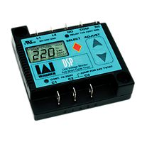 DiversiTech - DSP-1 - Digital Single Phase Line Voltage Monitor Motor Protector