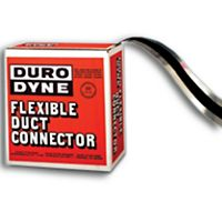 Duro Dyne - 10210 - MBX444 - Black Excelon Rugged Flexible Duct Connector