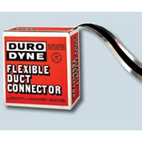 Duro Dyne Corp. - 10210 - MBX444 - Black Excelon Rugged Flexible Duct Connector