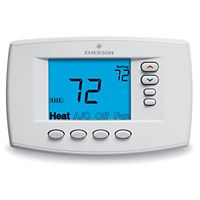 White-Rodgers - 1F95EZ-0671 - Blue Easy Reader Universal Compatible Thermostat
