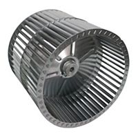 "ICP - 1171770 - Blower Wheel DD 10"" x 9"" x 1/2"" Clockwise"