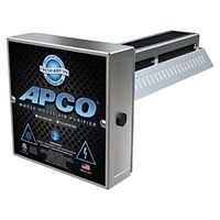 Triatomic - Fresh-Aire UV - TUV-APCO-SI2-P - Duct mounted UV system: Duct air purifier.