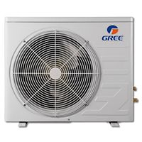 GREE - RIO12HP230V1BO - RIO 12,000 BTU Ductless Split Outdoor Unit 208-230V/60Hz High Efficiency 16 SEER