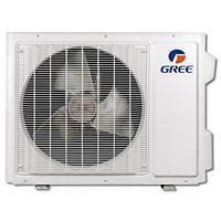 GREE - RIO18HP230V1AO - RIO 18,000 BTU Ductless Split Outdoor Unit 208-230V/60Hz High Efficiency 16 SEER