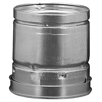 "Hart & Cooley - 16102 - 4RPX3 4"" x 3' Round Pipe, Type B Gas Vent"