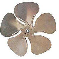 "Heatcraft - 2291030 - 10"" Counter Clockwise HF 5 Blade Fan 5/16"" Bore 31° Pitch"