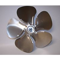 "Heatcraft - 5101B - 5 1/2"" CCW, 5 Blade Fan, 3/16"" Bore, 24° Pitch"