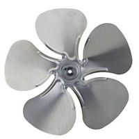 "Heatcraft - 5140C - 12"" CW, 5 Blade Fan, 5/16"" Bore, 23° Pitch"