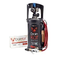 DiversiTech - MBK-6 - Drain Kat Mini Lightweight Drain Cleaning System Kit