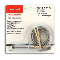 Honeywell - Q313A1170 - Thermocouple, 750-mV
