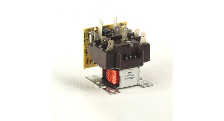 Honeywell - ST82D1004/U - Time Delay Relay with Dpdt Switching on zone valve wiring, car relays wiring, switching relay terminals, switching relay heating, timer switch wiring, momentary switch wiring,