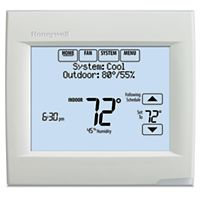 Honeywell - TH8321R1001 - VisionPRO 8000 Thermostat with RedLINK Technology