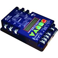 ICM Controls - ICM450C - 3-Phase Monitor, 25-fault memory, LCD setup and diagnostics, fault identification