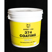 K-Flex - 800-374-GAL - 374 Outdoor Protective Coating, Gallon