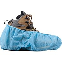 Lift Safety - ASC-14B - Blue Nonskid Booties