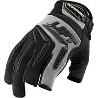 Lift Safety - GFD-6KL - Framed Glove (Black)- Fingerless TIM™ (thumb, index and middle)