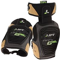 Lift Safety - KAX-0K - Apex Gel Knee Guard